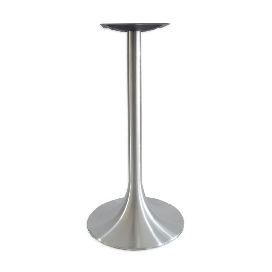 "Botti-20 Aluminum Table Base - Bar Height (40 5/8"")"