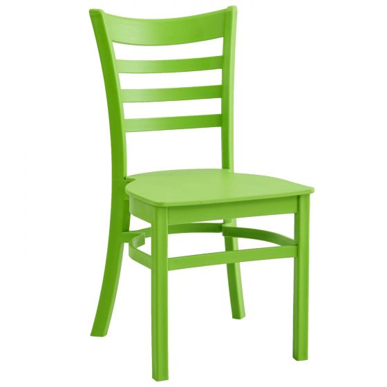 All-Weather Ladder Back Chair (Green)