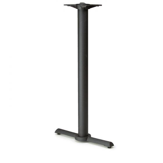 "B22T Black Table Base - Bar Height (41"")"