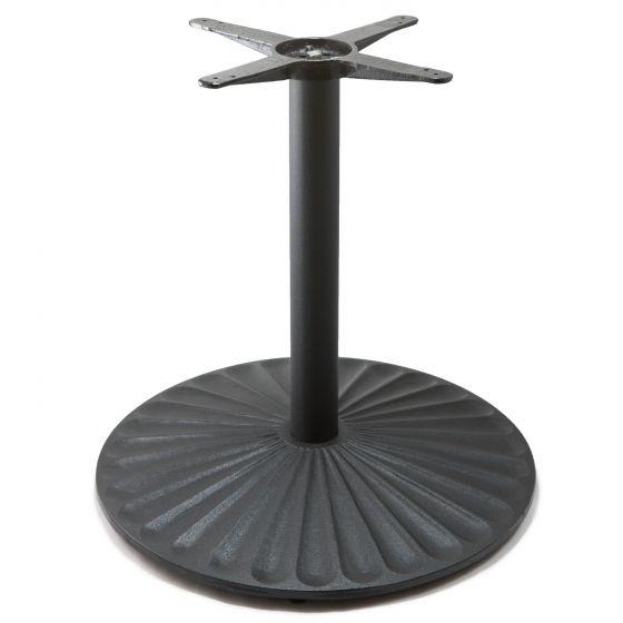 D28 Black Table Base