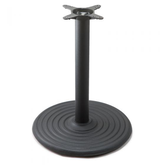 I22 Black Table Base