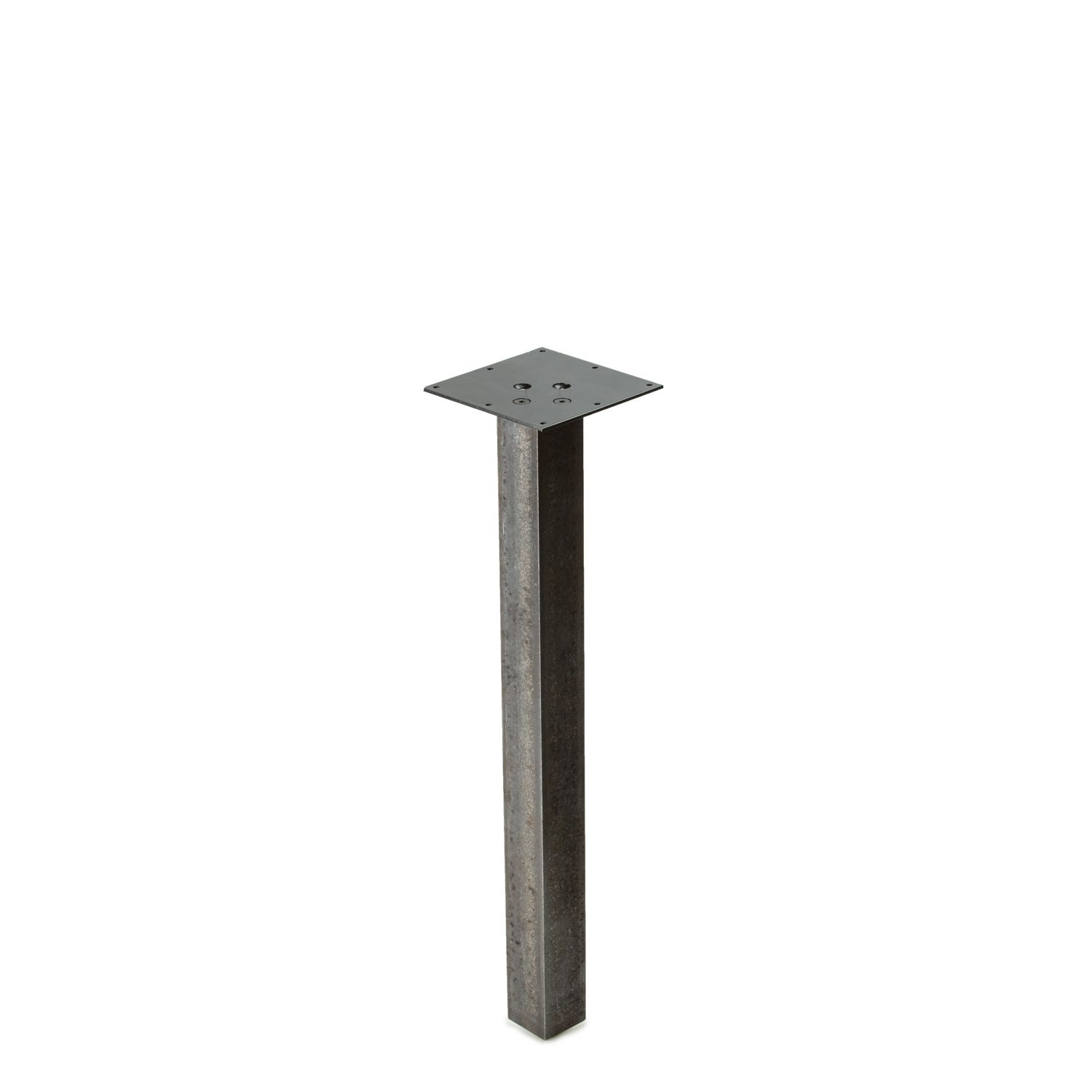 AI 2 Angled Steel Table Leg