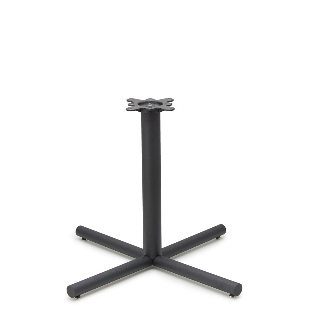 AS32 - Black Table Base - Dining Height
