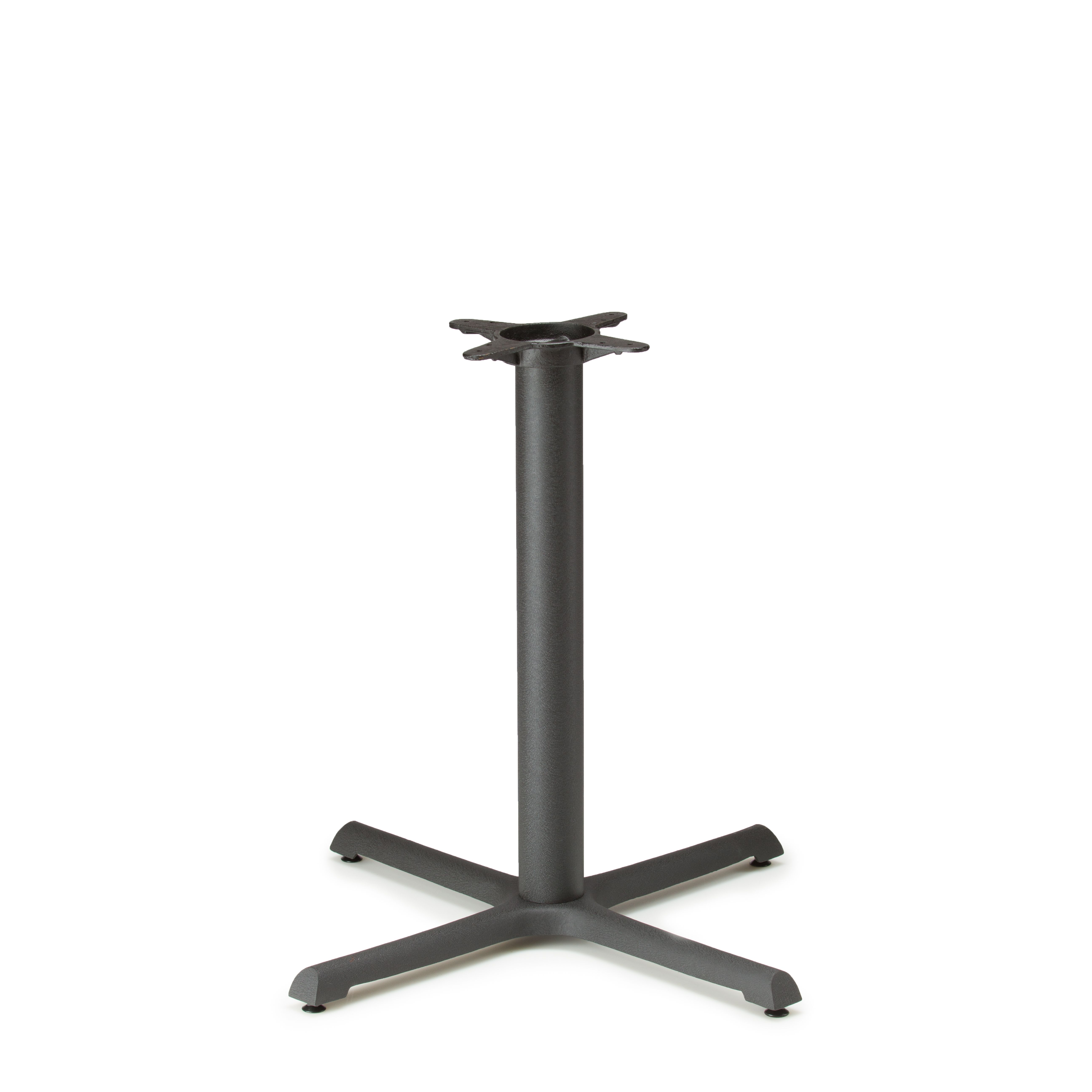 "B30 Black Table Base - Dining Height (28"")"