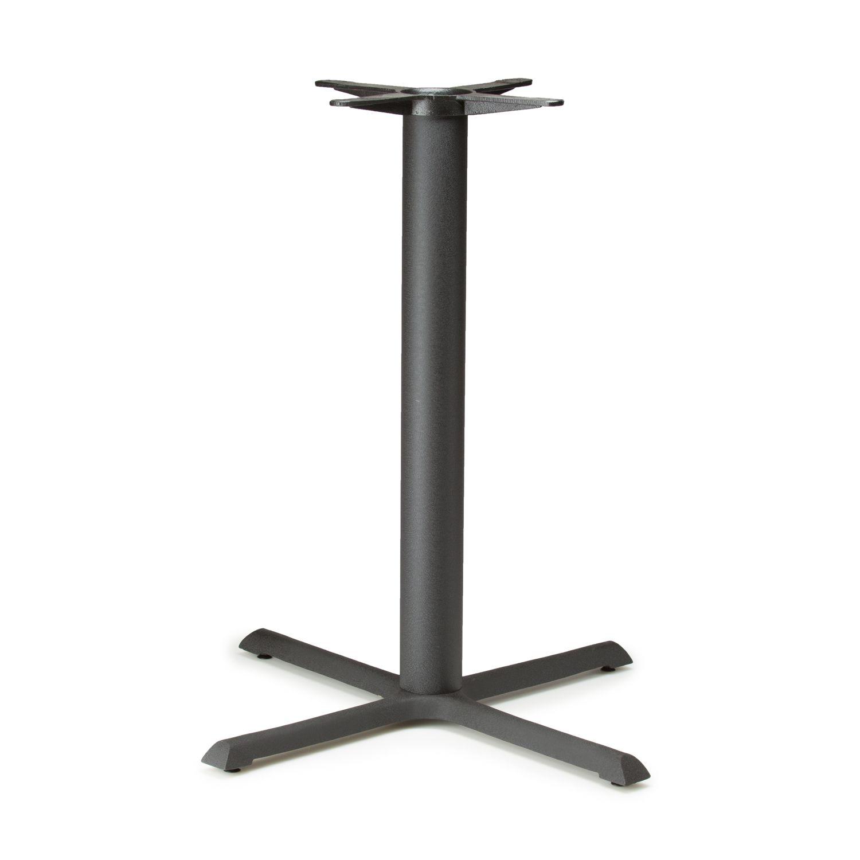 "B36 Black Table Base - Bar Height (41"")"