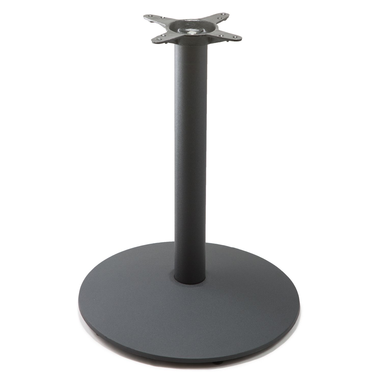 C22 Black Table Base - Light Weight