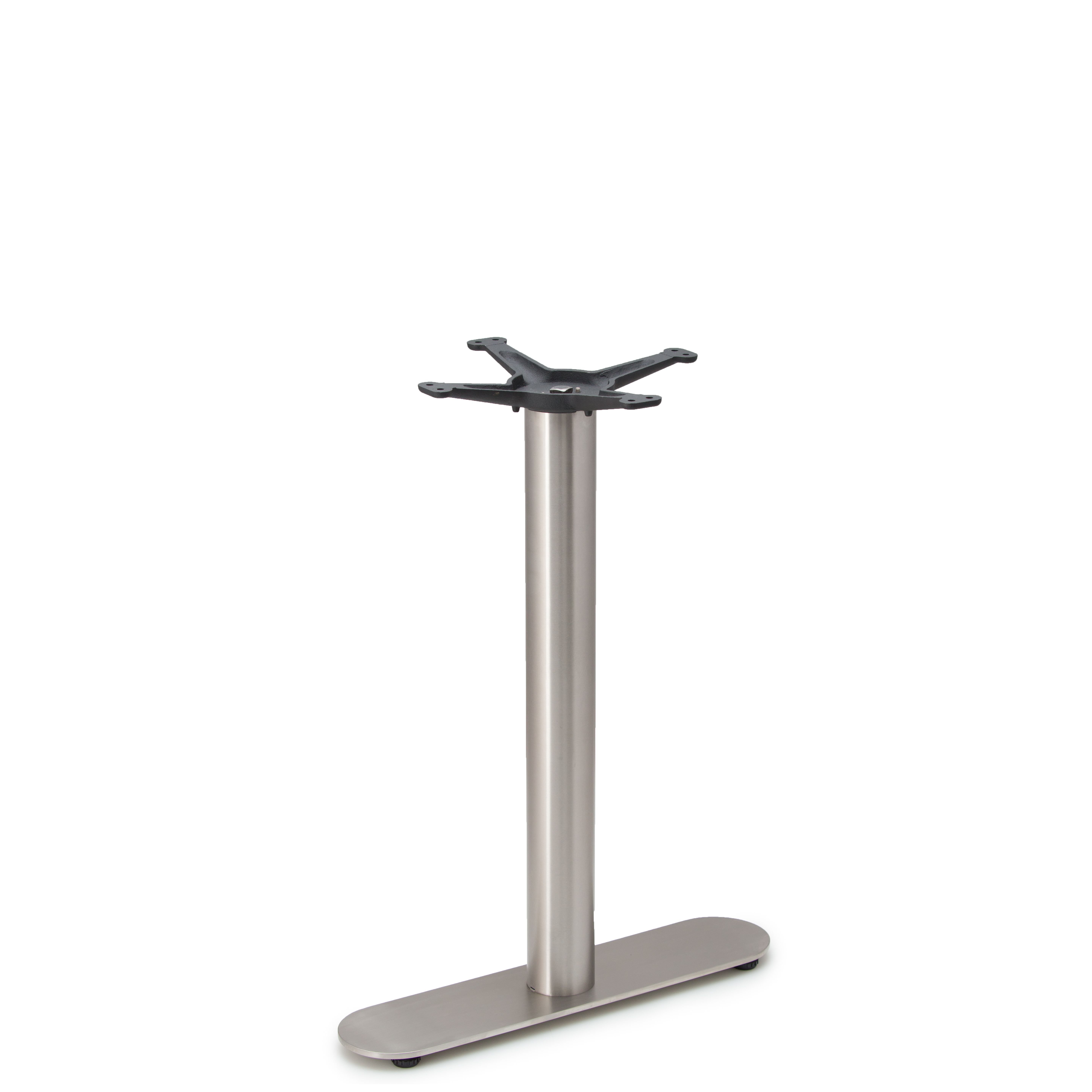 JSX22T - Stainless Steel Table Base - Dining Height