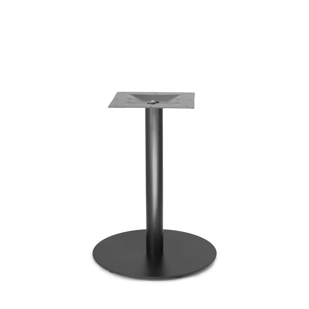 Ravello-22 Black Zinc Table Base