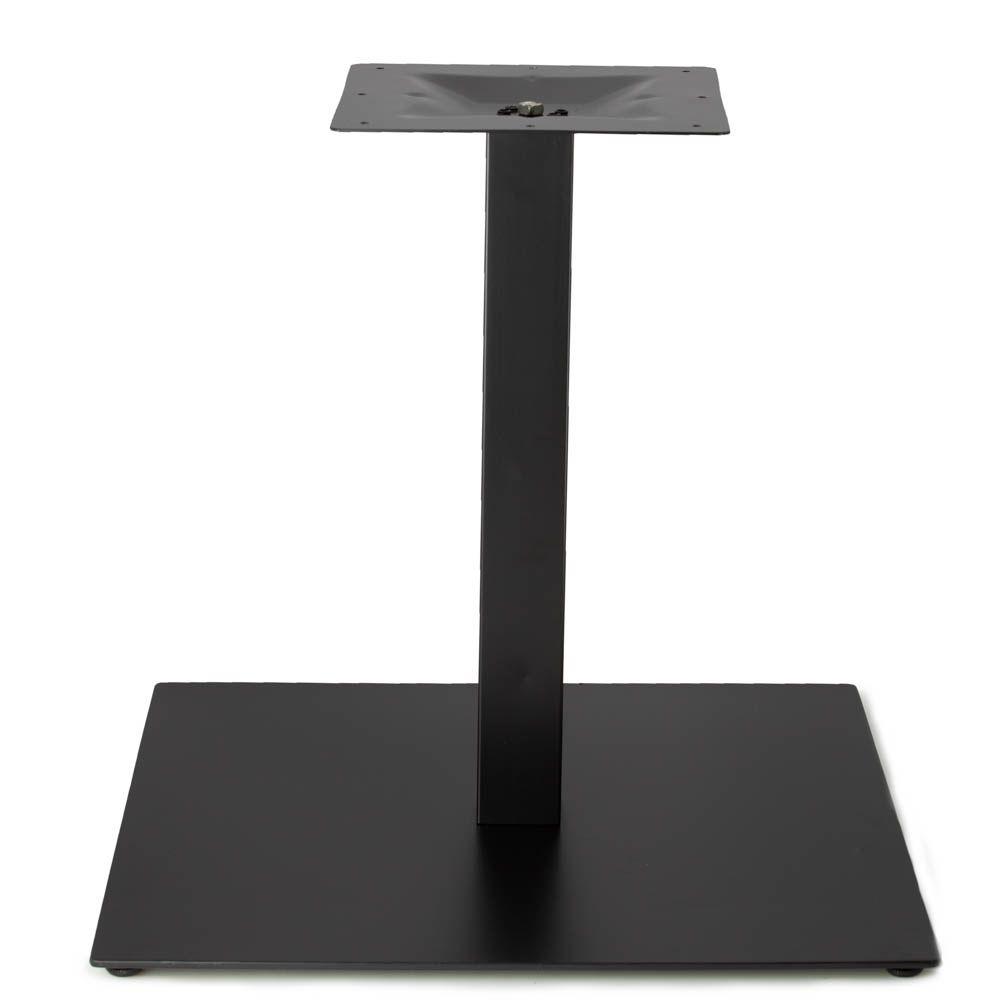 Ravello-29SQ Black Table Base