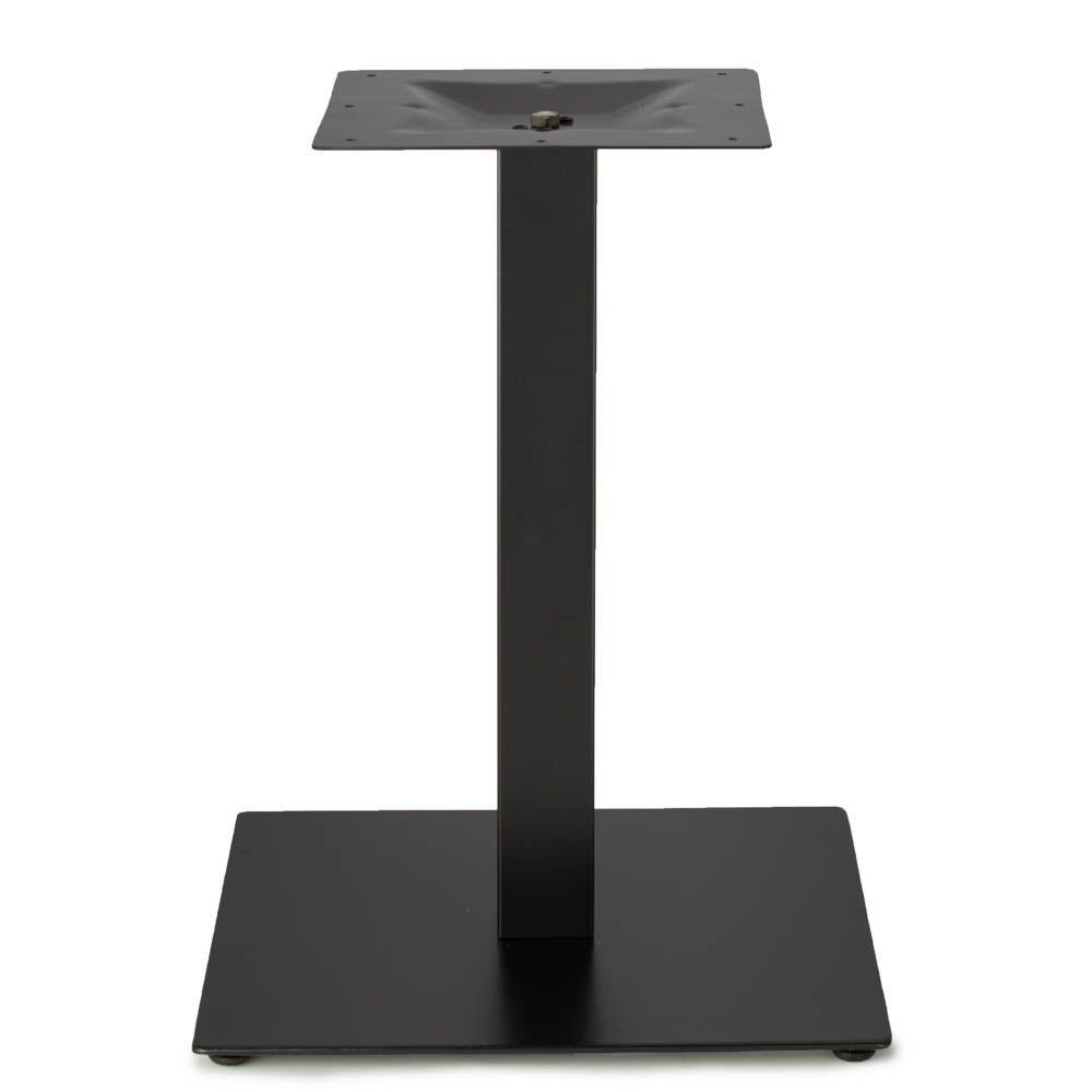 Ravello-22SQ Black Table Base