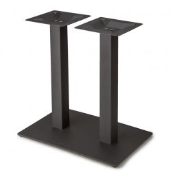 Plaza-1828 Black Satin Table Base