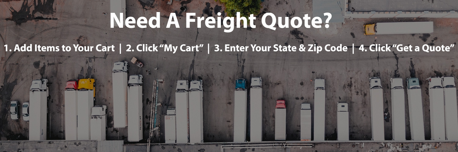 Freight Quote Instructions