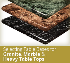 Table Bases | Tablebases.com   Quality Table Bases, Metal Table Legs U0026  Restaurant Pedestals