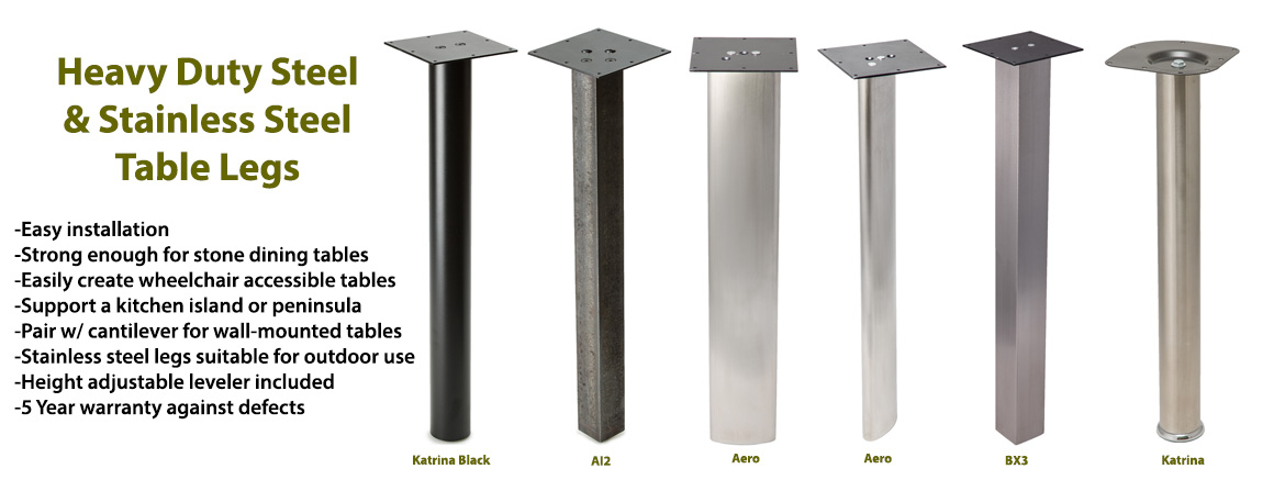 Table Bases Tablebases Quality Metal Legs Restaurant Pedestals