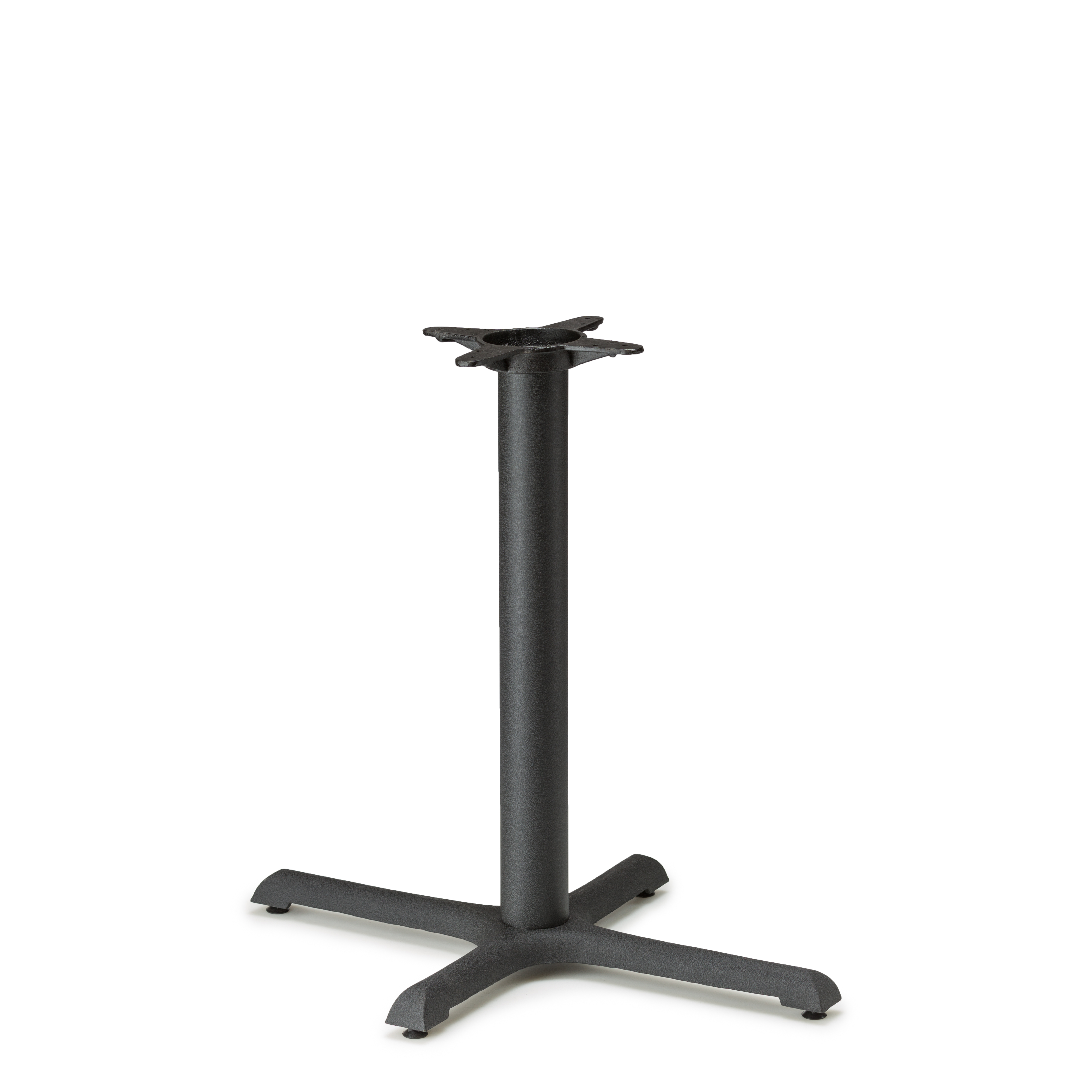 """XB2230 Black Table Base - Dining Height (28"""")"""