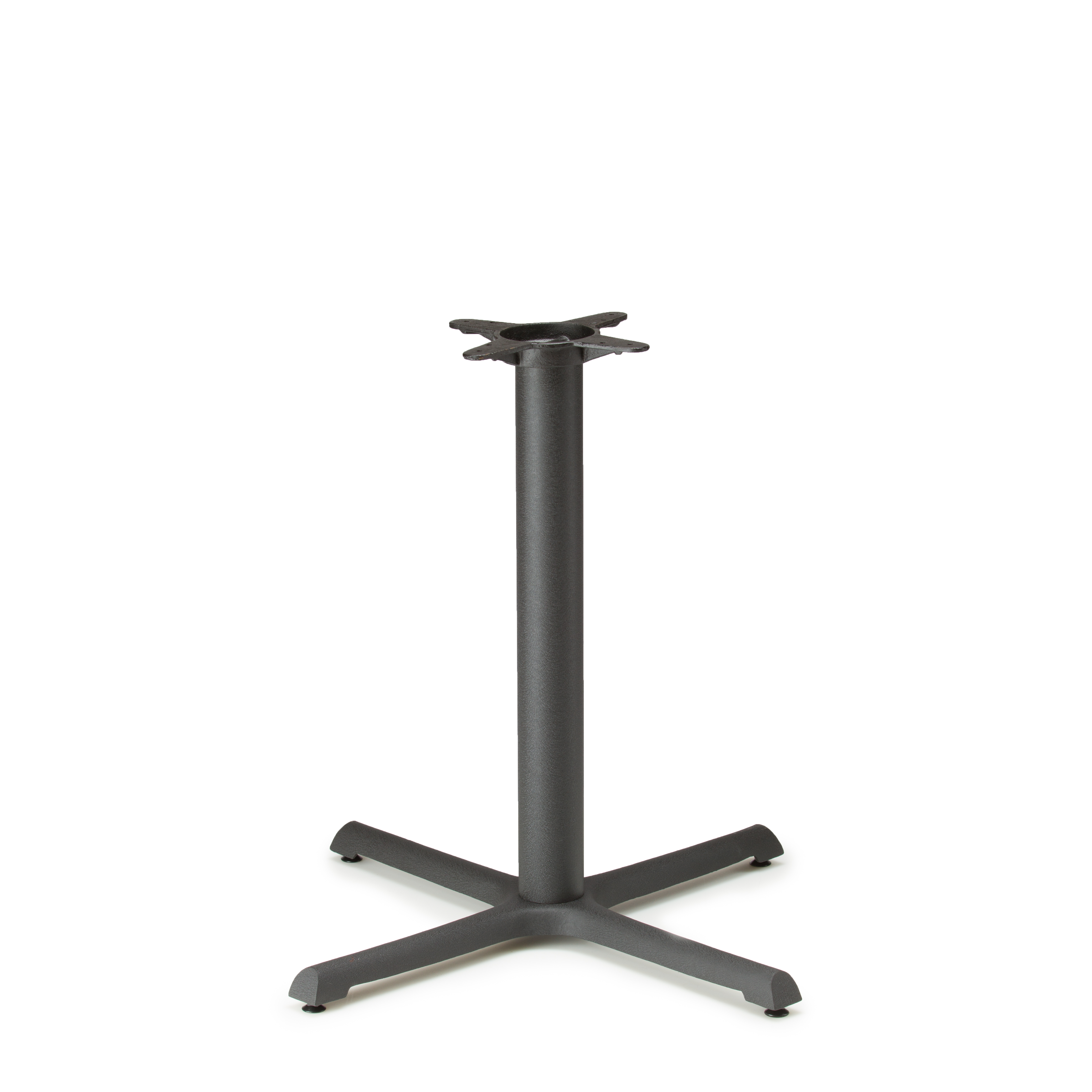 """XB30 Black Table Base - Dining Height (28"""")"""