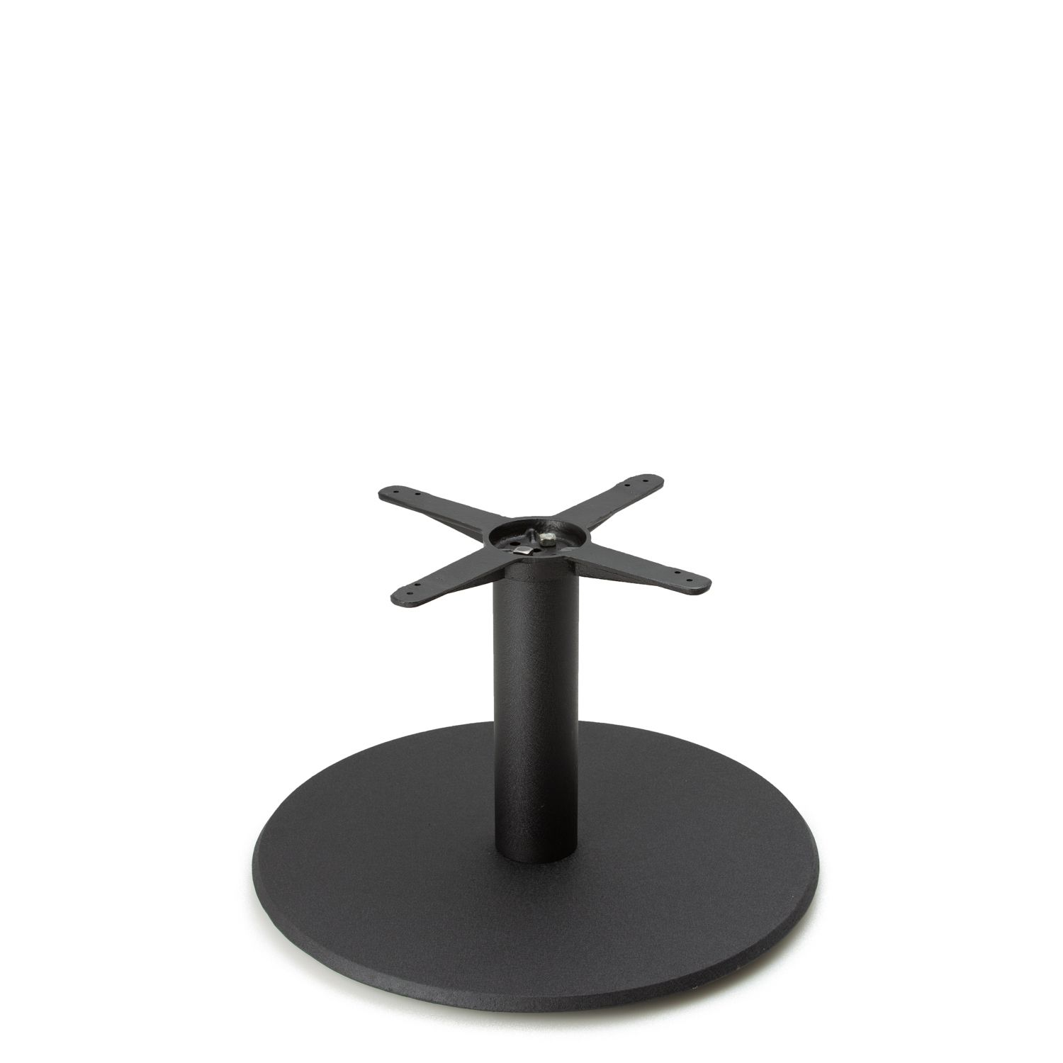 Argent-28 Black Table Bases