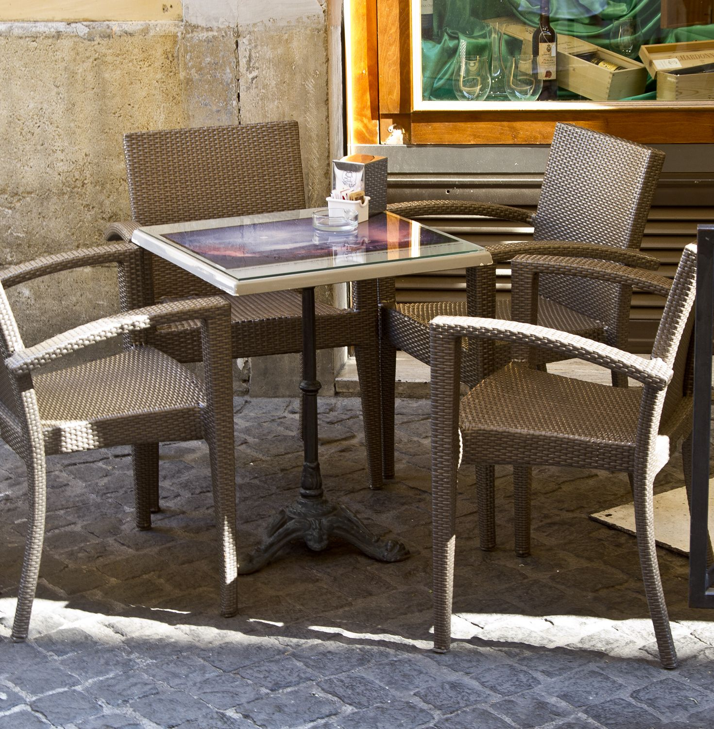 Outdoor Cafe -  Rome, Italy