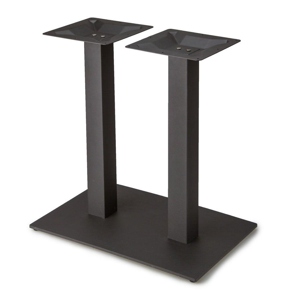 Plaza-1828 Black Satin Table Base
