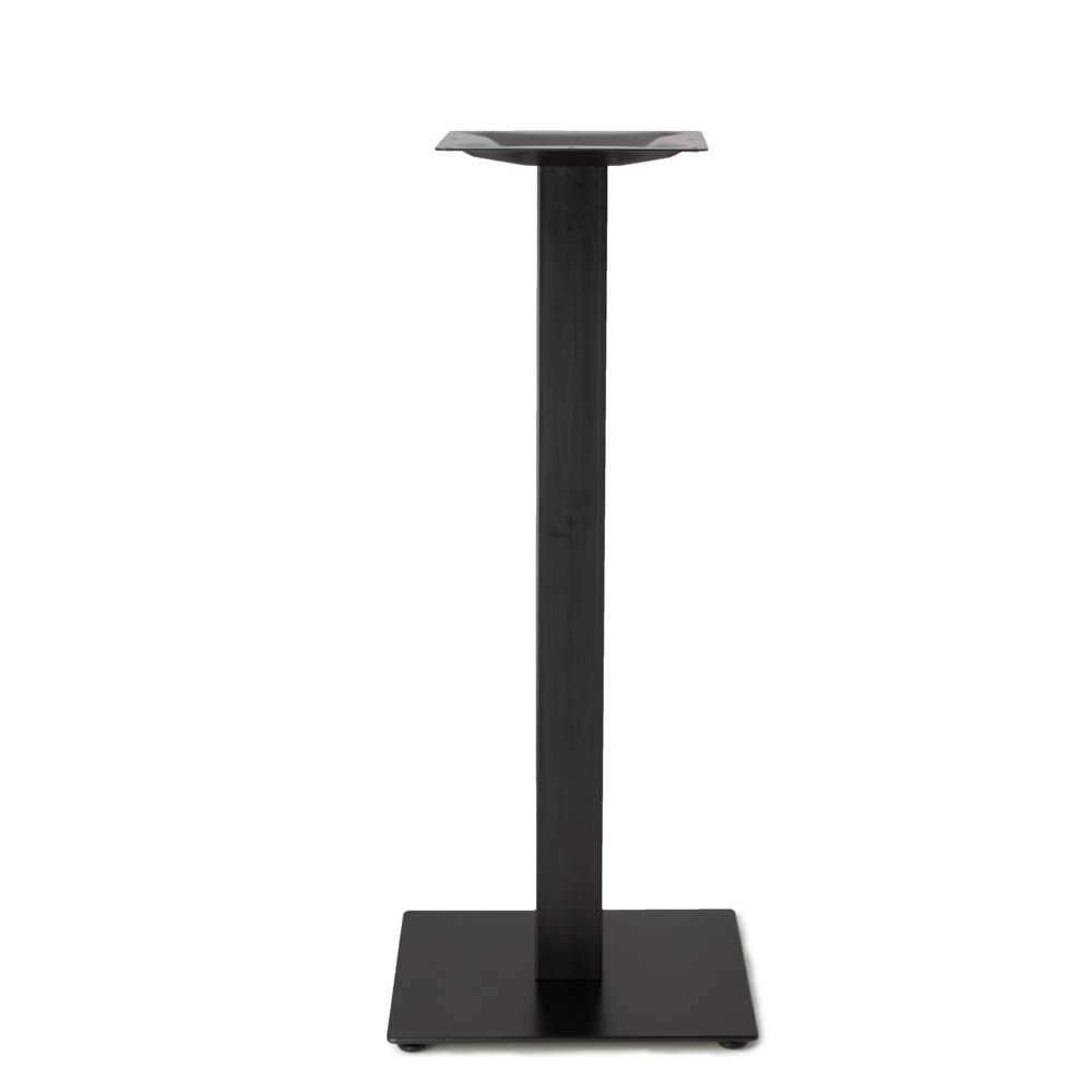 Ravello-17SQ Black Table Base