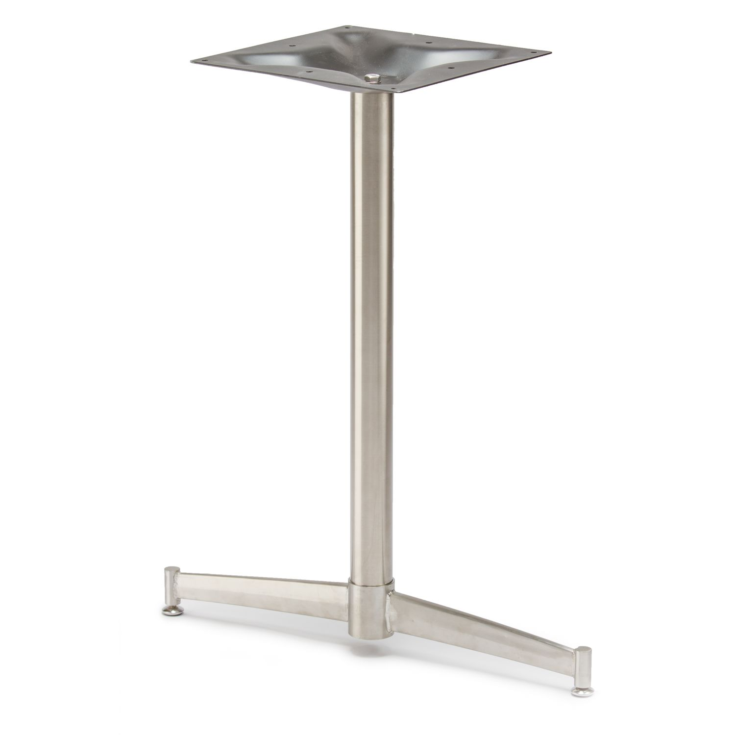 Turin-22T Stainless Steel Table Base