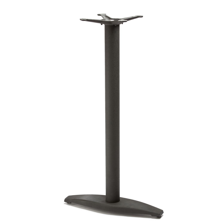 "XG22T Black Table Base - Bar Height (40 1/4"")"