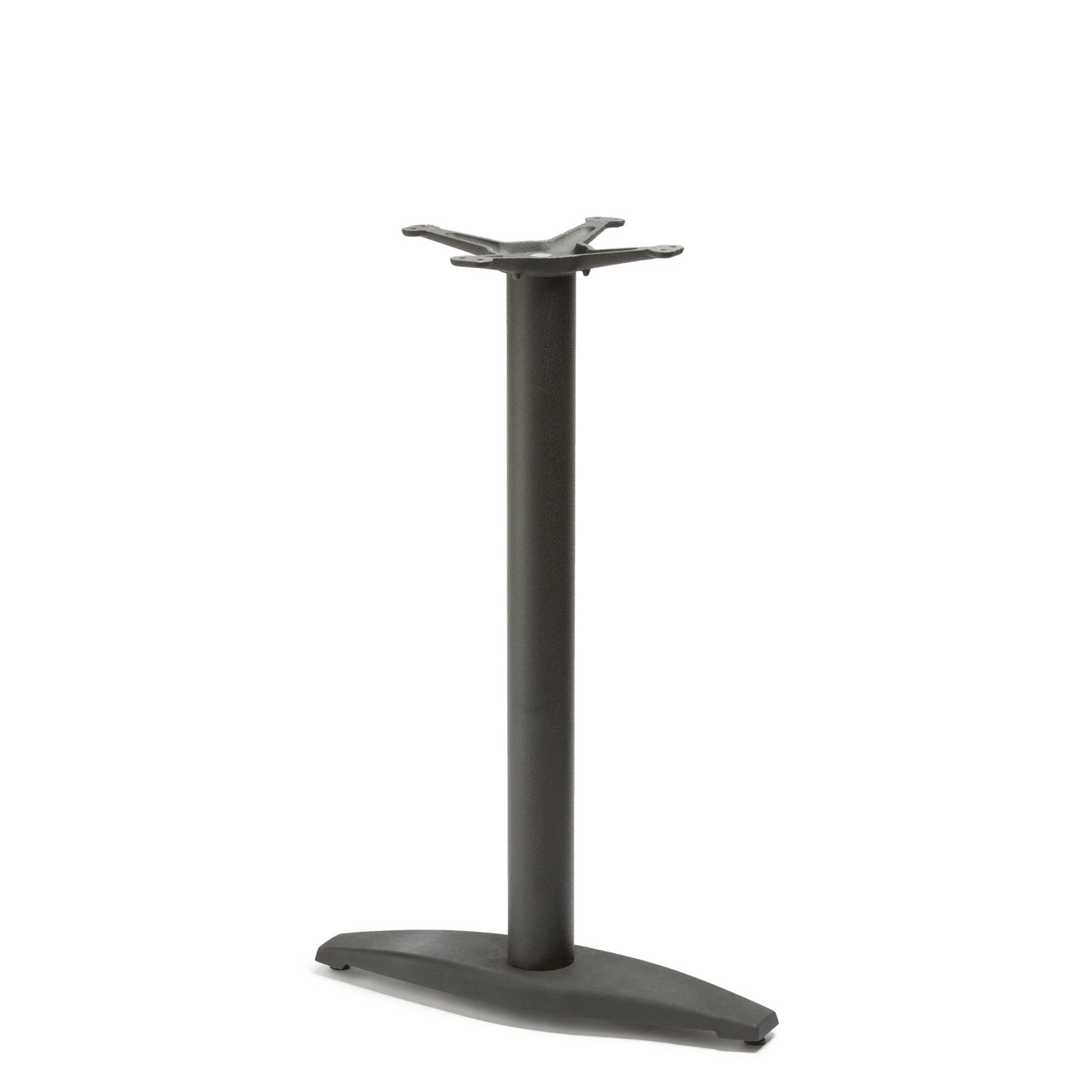 """XG22T Black Table Base - Counter Height (34 3/4"""")"""