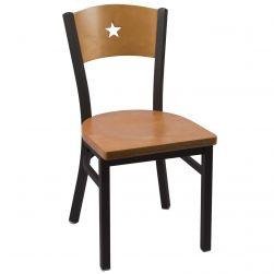 Metal Liberty Chair