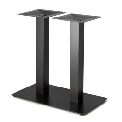 Ravello-1628 Black Table Base