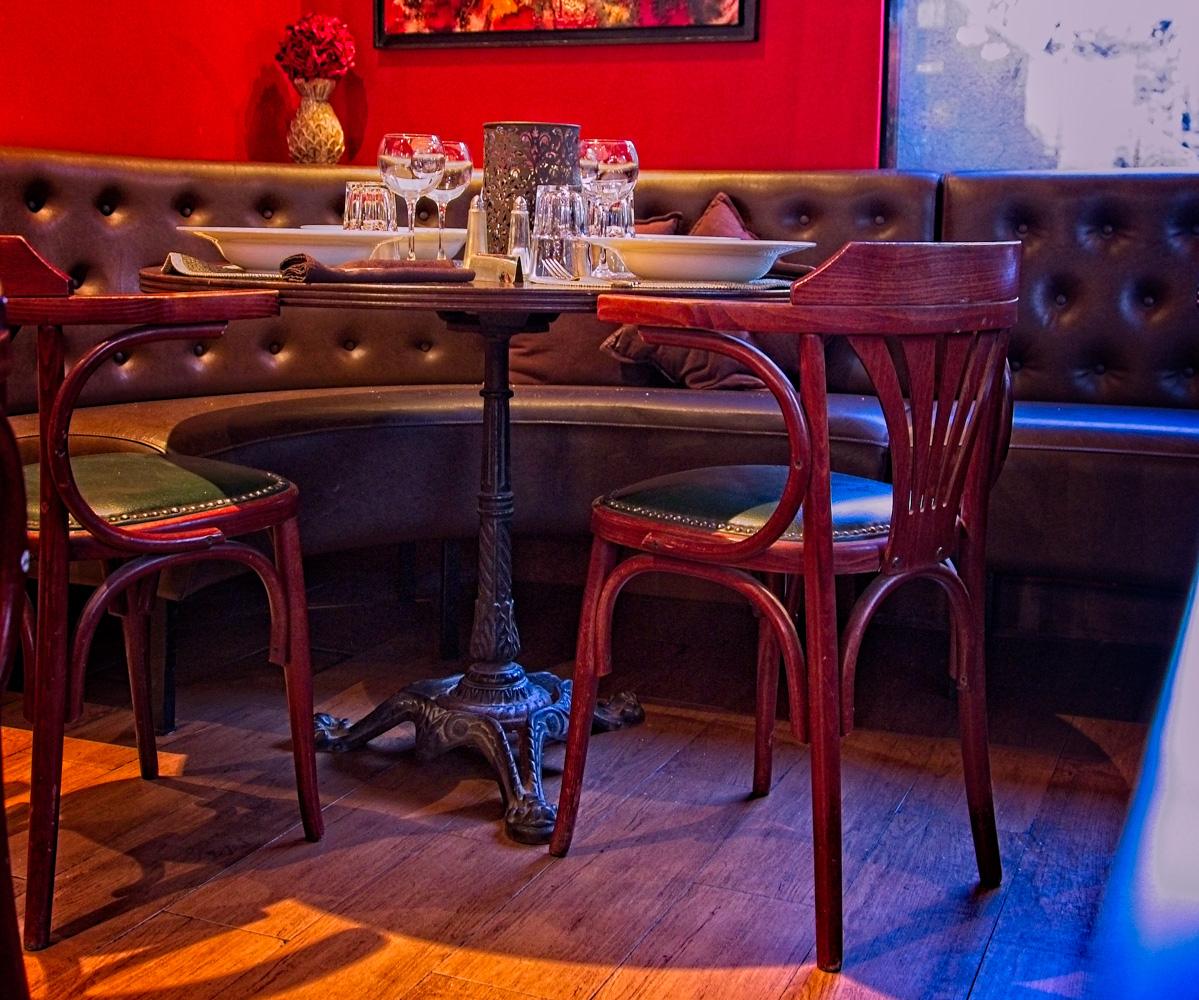 Vintage Table Base