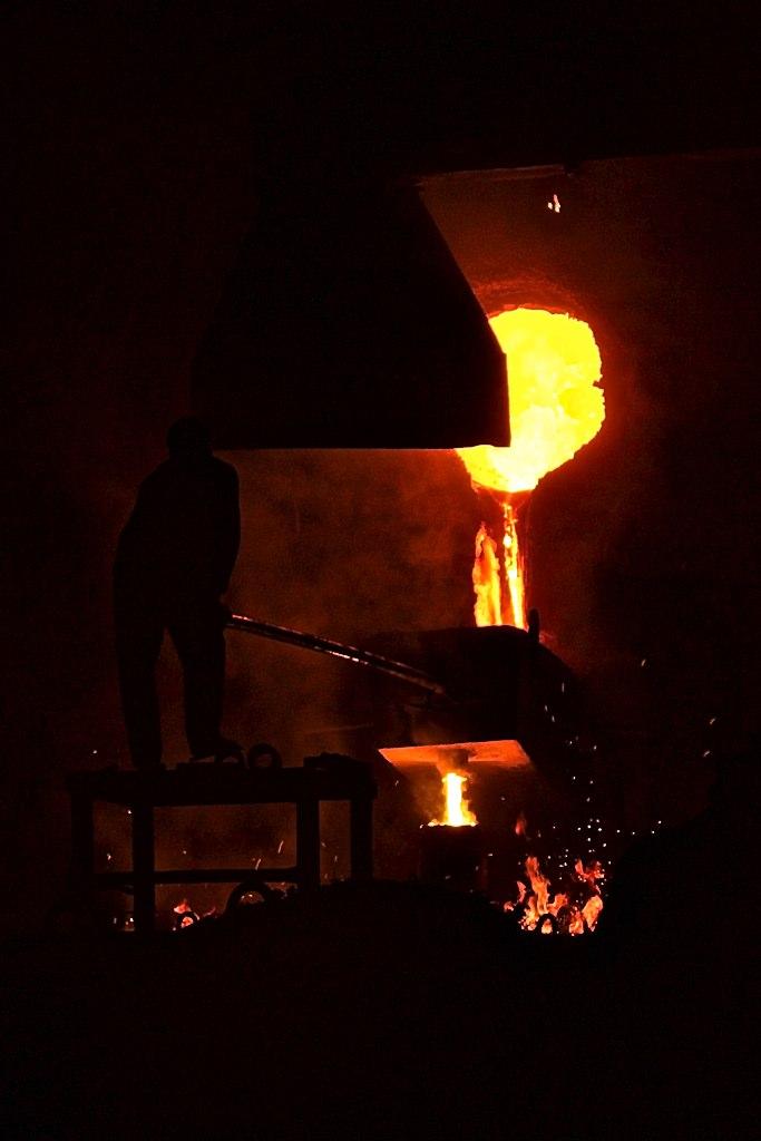 Cast Iron Mill