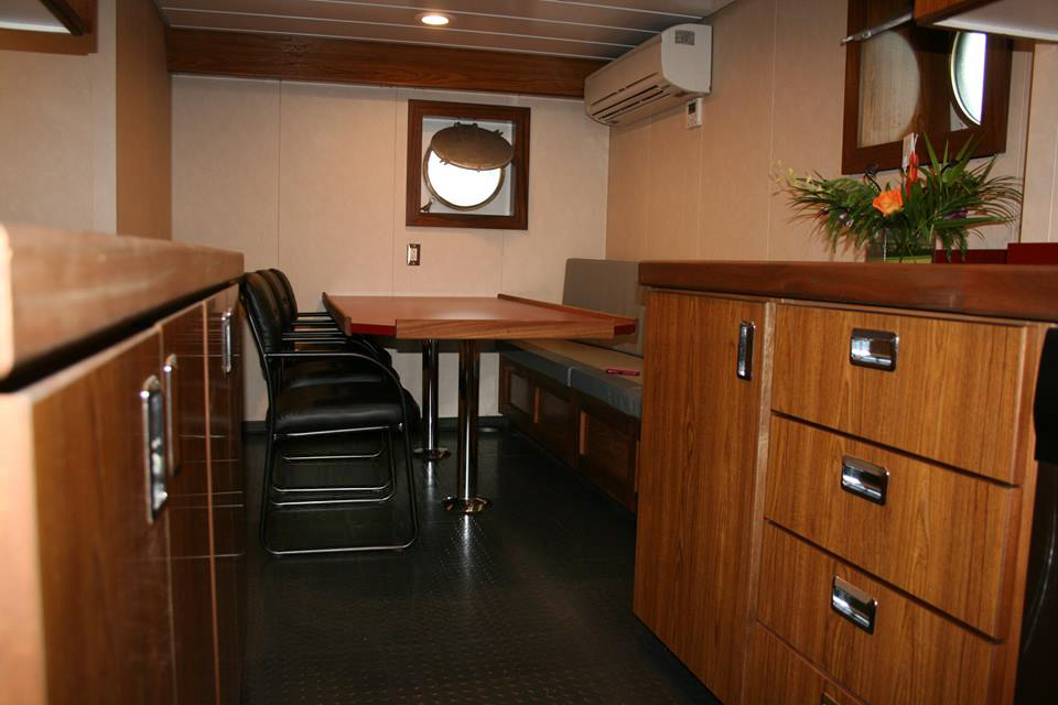 Our P1f Used Aboard A Tugboat Tablebases Com