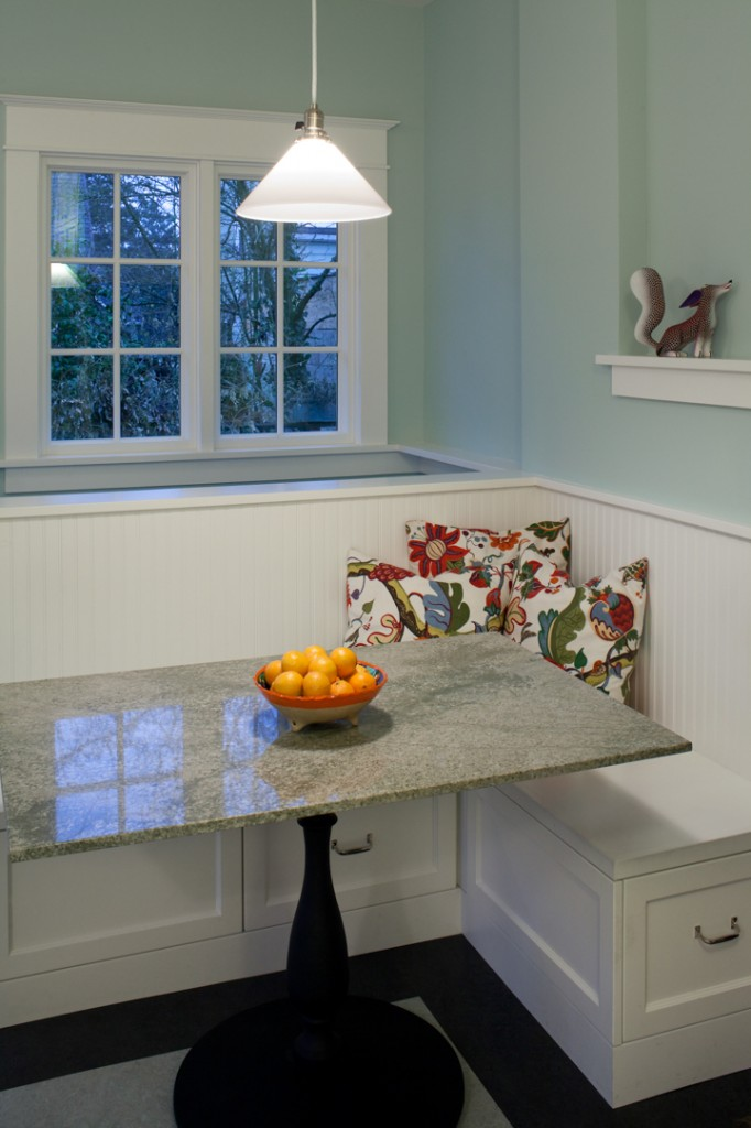 A Beautiful Granite Kitchen Table, Using Our Savile-17