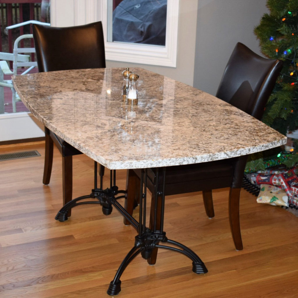 50 Granite Top Dining Table You Ll Love In 2020 Visual Hunt